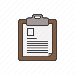 check, checklist, checkmark, diagnosis, medicine icon icon