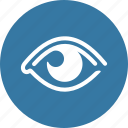 eye care, eyesight, ophthalmology icon