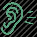 ear, healthcare, hearing, otology