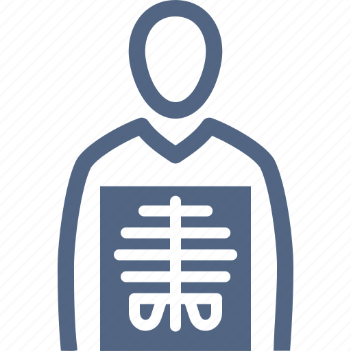 Human body, patient, radiology, xray icon - Download on Iconfinder