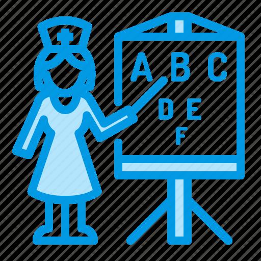 examination, eye, ophthalmologist, test icon