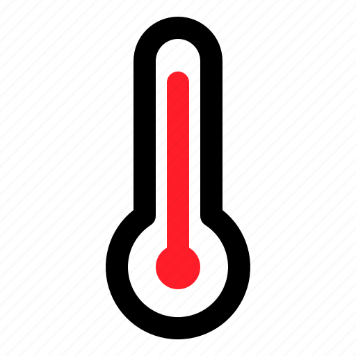 health, measure, medical, termometer icon