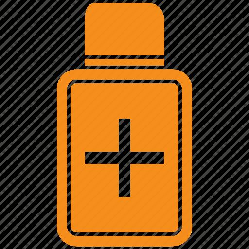Bottle, liquid, medication, medicine icon - Download on Iconfinder