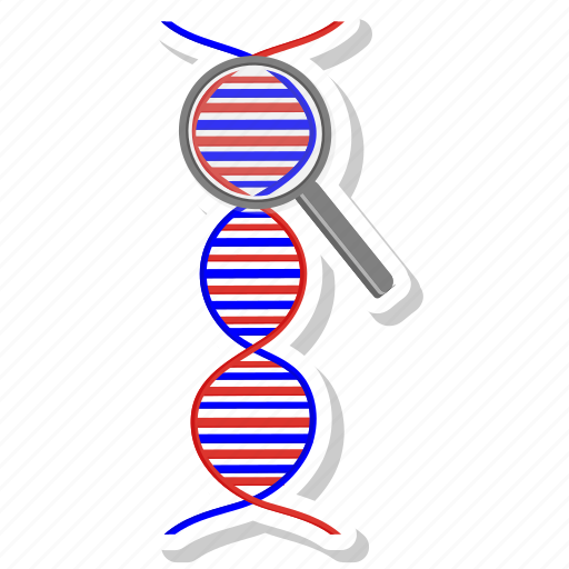dna, health, healthy, medical, search icon