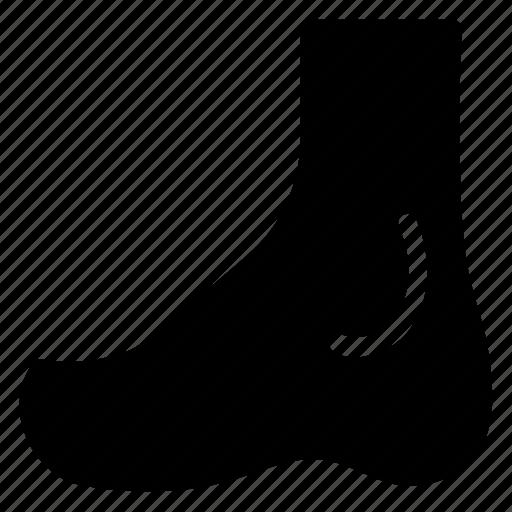 brain, foot, heart, organ, part, shoe icon
