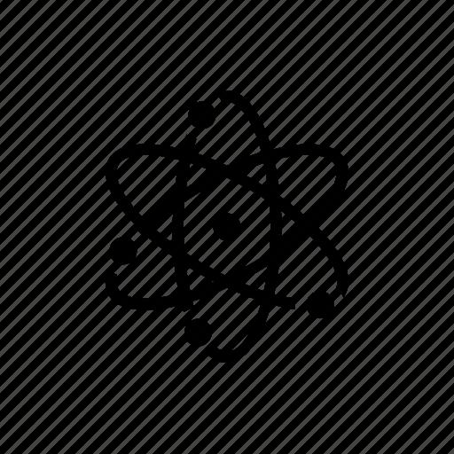 math, physics, science icon icon