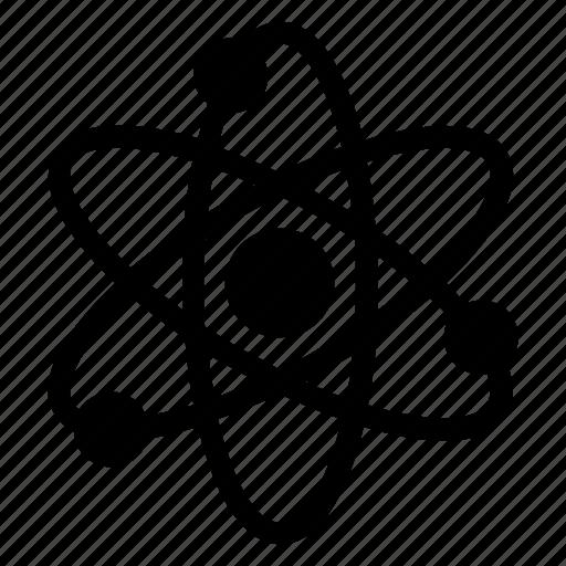 atom, atomic, electron, element, energy, physics icon