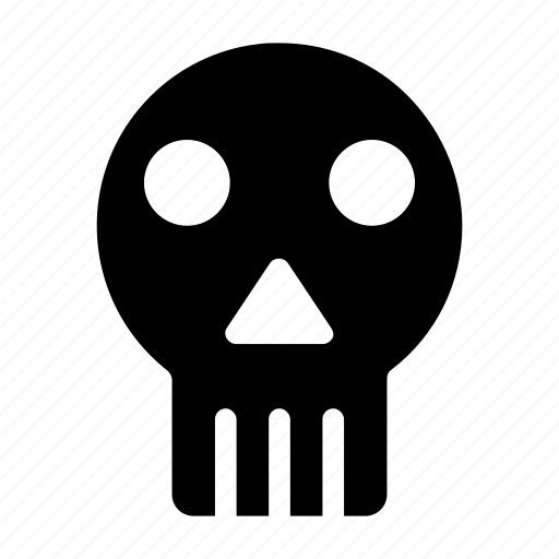 face, head, pirate, scary, skull icon
