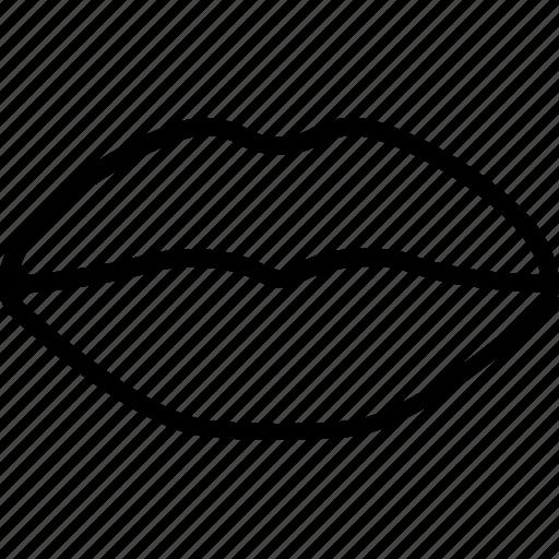 body, lip, lips, medical, mouth, part, smile icon icon