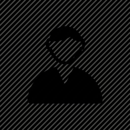 doctor, male, men, person, profile, user, worker icon icon