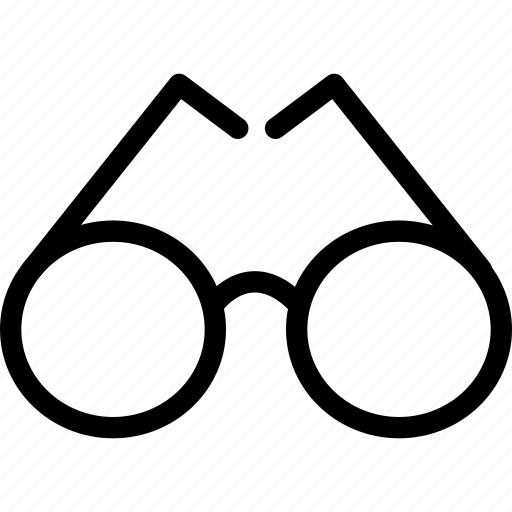 find, glass, glasses, magnifying, optician, search, view icon