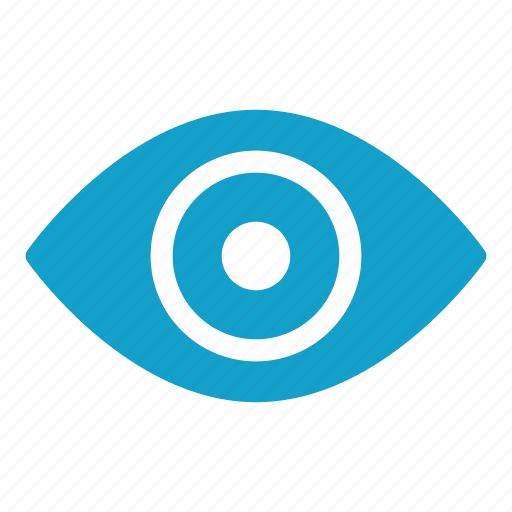 eye, medical, view, visibility, visible icon