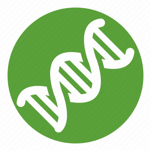 biology, dna, education, genetical, medical, science, structure icon