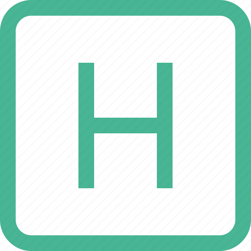 H, helicopter, hospital icon - Download on Iconfinder