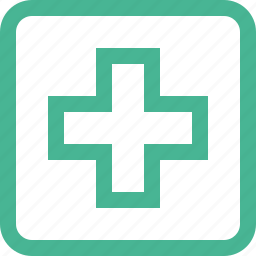 ambulance, cross, healthcare, hospital, medical, pharmacy icon