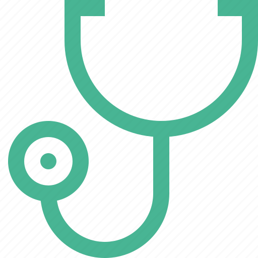 care, doctor, help, hospital, nurse, stethoscope icon
