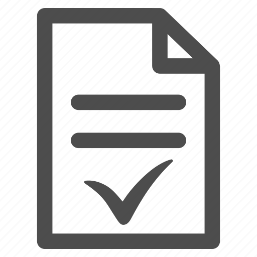 Agreement, approve, contract, treaty, concord, indent, sign icon - Download on Iconfinder