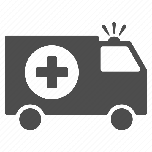 ambulance, emergency, medical help, medicine, safety, transport, transportation icon