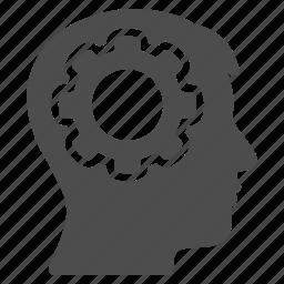 brain, head, idea, memory, mind, plan, science icon