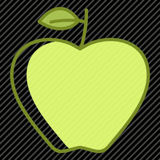 apple, food, fruit, healthcare, treatment icon