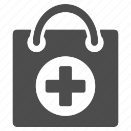 aid, ambulance, bag, first aid, healthcare, medical, medicine icon