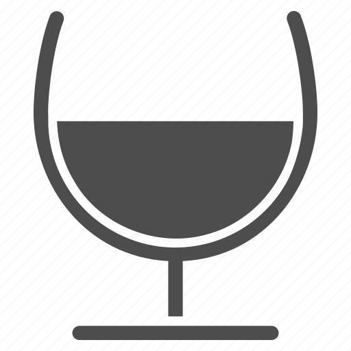 alcohol, beverage, cup, drink, glass, syrup, wine icon