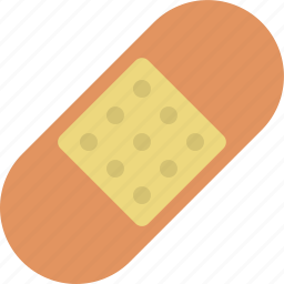 band aid, cure, healthcare, medical, medicine, patch, protection icon