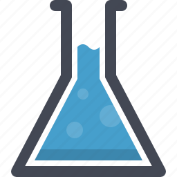 chemistry, experiment, laboratory, medicine, microbiology, science, test tube icon