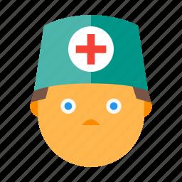 doctor, health, healthcare, hospital, medical, medicine, nurse icon