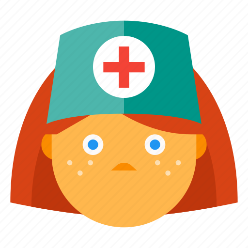 doctor, female, hospital, medical, medicine, nurse, woman icon