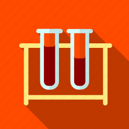 chemistry, lab, labratory, medicine, test, tube icon