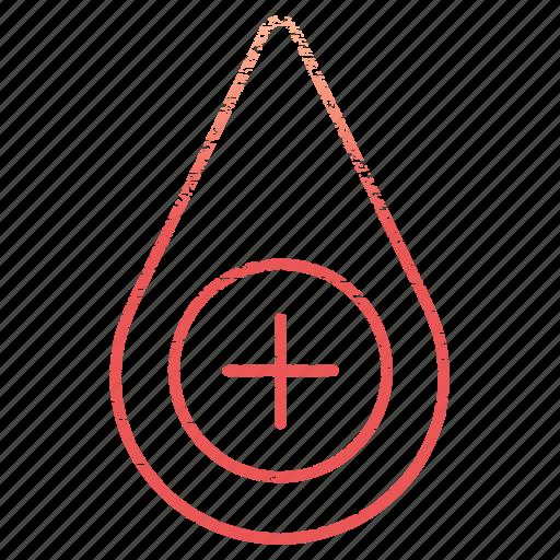 blood, blood drop, drawn, drop, infusion, iv, transfusion icon