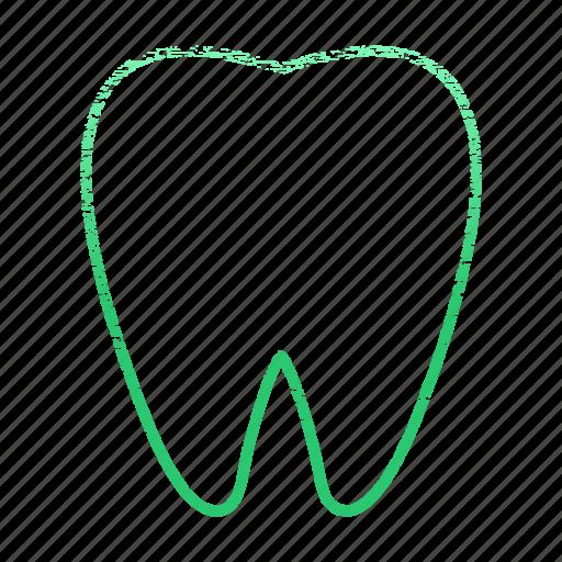 dental, dentist, medical, orthodontic, orthodontics, tooth icon