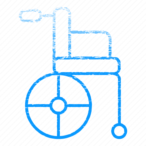 clinic, doctor, health care, healthy, wheelchair icon