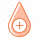 blood, healthcare, medical, medicine, transfusion, treatment icon