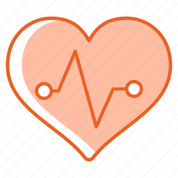 aid, cardiogram, care, doctor, healthcare, medicine, treatment icon