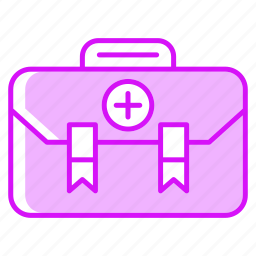 aid, emergency, first, healthcare, kit, medicine, pharmacy icon