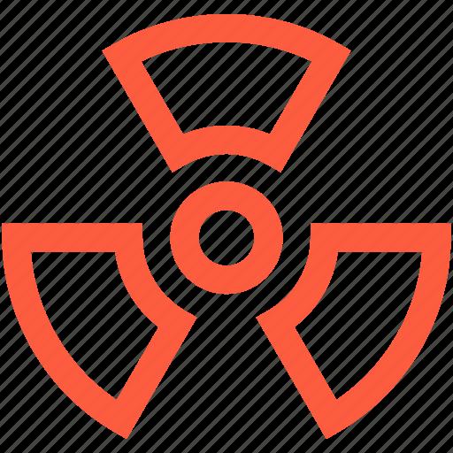 emitting, gamma, irradiant, pollution, radiation, radioactive, ultraviolet icon