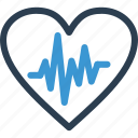bet, heart, heartbeat, hospital, medical, medicine, pharmacy icon