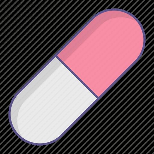 capsule, medecine, pill icon
