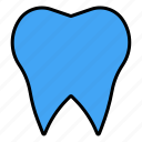 health, stomatology, tooth icon