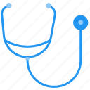 doctor, health, hospital, instrument, medical, medicine, stethoscope icon
