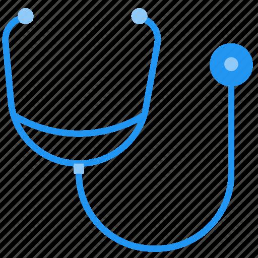 doctor, health, hospital, instrument, medical, medicine, stethoscope icon