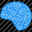 brain, head, health, medical, medicine, mind, organ icon