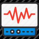 beat, diagram, heart, hospital, medical, monitor, pulse