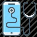 medicine, stethoscope, mobile, medical, app, assistance, mobile medical