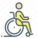 wheelchair, disabled, handicap