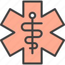 redcross, ambulance, healthcare, medical icon