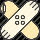 callus, medical, patch, plaster icon