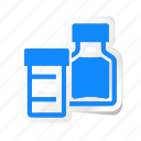 drug, healthcare, jar, medication, medicine, pharmaceutical, tablet icon